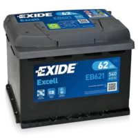 EXIDE Excell 62 Ah